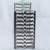 arbre à perles et 6 barres dont 5 en diamètre 2mm et 1 en diamètre 3mm pour suspendre vos pièces émaillées ou décorées sur toutes les surfaces