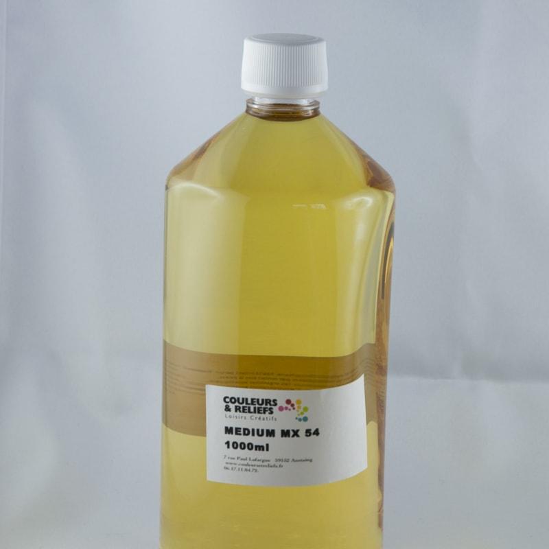 Mx 54 medium gras 1l - Essence de terebenthine utilisation ...